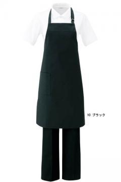 【2色】エプロン(首掛けタイプ)