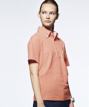 【全9色】ボタンダウンポロシャツ(兼用)【WEB限定特価】