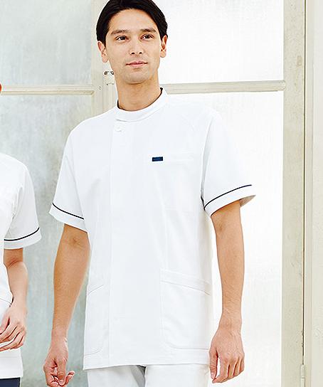 【全2色】メンズケーシー 白衣