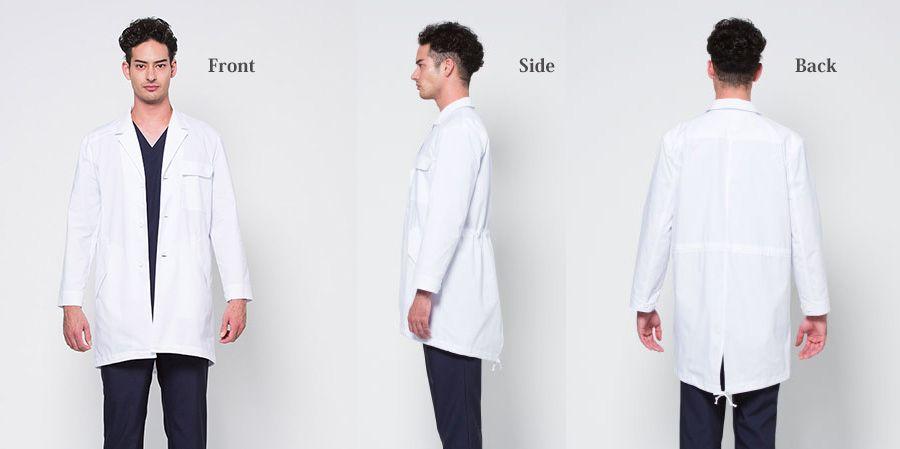 国境なき医師団 メンズシングルコート