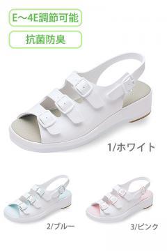 【全3色】コンフォートサンダル