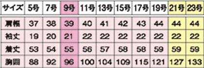 オーバーブラウス(サラクールチェック・接触冷感・UVカット) サイズ詳細