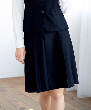 脇ゴムキュロットスカート