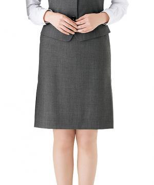 ユニフォームや制服・事務服・作業服・白衣通販の【ユニデポ】Aラインスカート