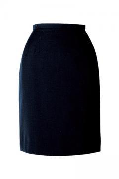ユニフォームや制服・事務服・作業服・白衣通販の【ユニデポ】【全2色】タイトスカート