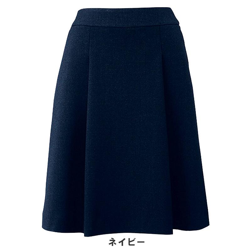 ソフトプリーツスカート
