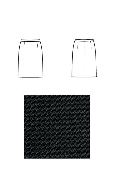 スカート(コードピケ)