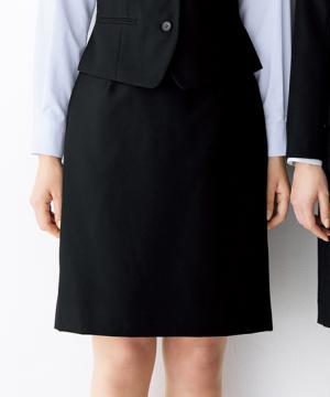 ユニフォームや制服・事務服・作業服・白衣通販の【ユニデポ】スカート(コードピケ)