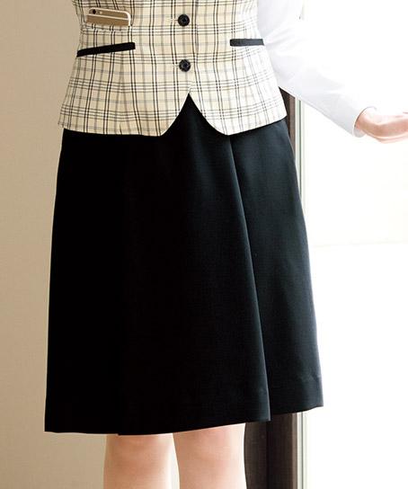 ソフトプリーツスカート(マニフィーレ)