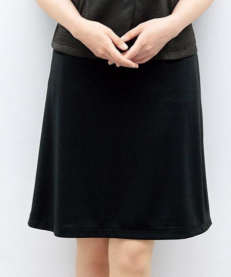 脇ゴムAラインスカート(春夏用)