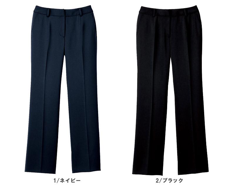 【2色】パンツ(ストレッチカルゼ)