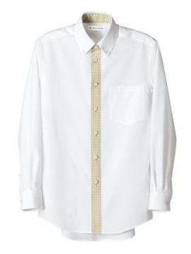 エステサロンやリラクゼーションサロン用ユニフォームの通販の【エステデポ】ボタンダウンシャツ