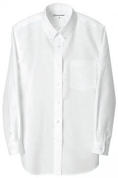 ユニフォームや制服・事務服・作業服・白衣通販の【ユニデポ】レディス長袖シャツ