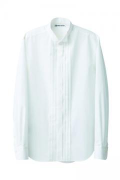 ユニフォームや制服・事務服・作業服・白衣通販の【ユニデポ】ウイングカラーシャツ