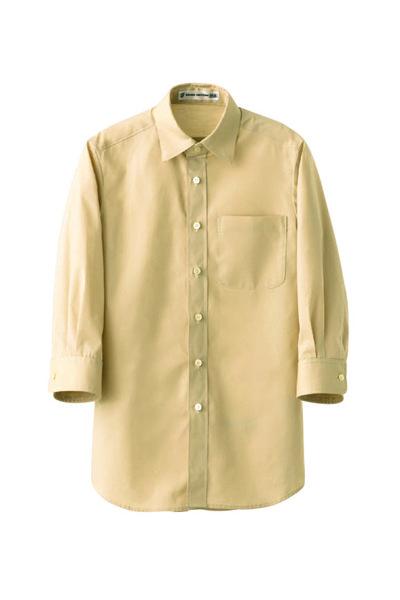 7分袖シャツ