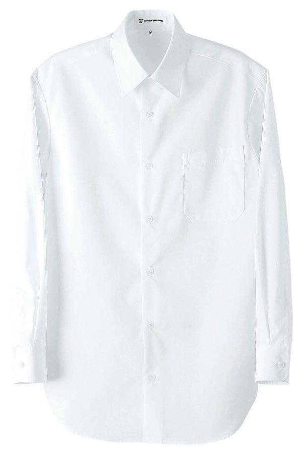 メンズ長袖Yシャツ