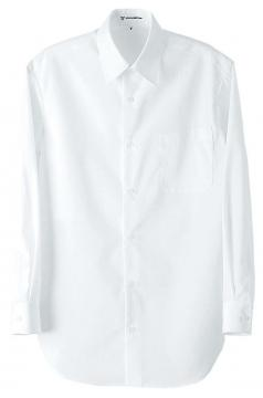ユニフォームや制服・事務服・作業服・白衣通販の【ユニデポ】メンズ長袖Yシャツ