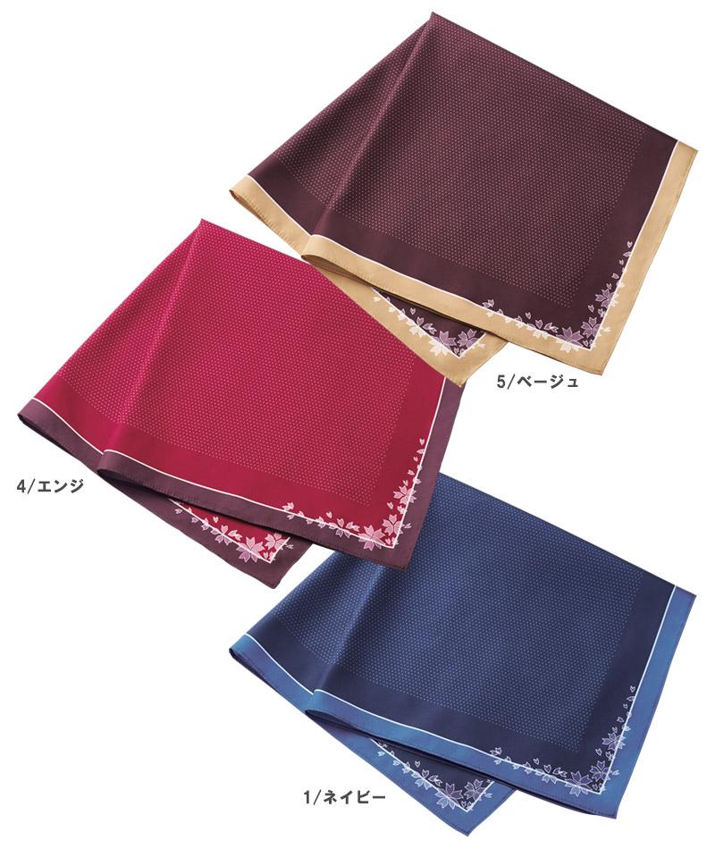 【3色】スカーフ(和モダン柄)