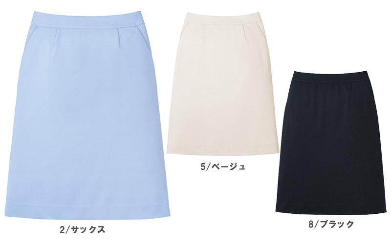 【3色】スカート(ソフティファイン モクロディー)