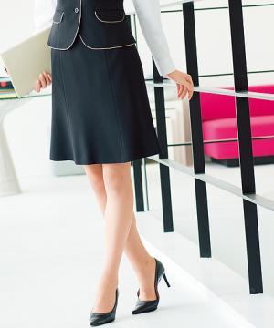 エステサロンやリラクゼーションサロン用ユニフォームの通販の【エステデポ】スカート(ストレッチ素材)