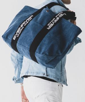 【予約商品】EVENRIVER 帆布トートバッグ