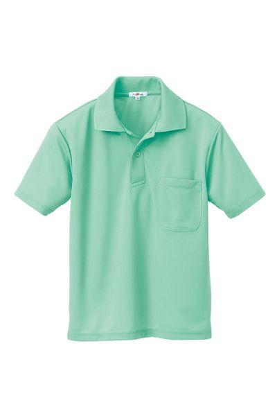 【全10色】半袖ポロシャツ(吸汗速乾)