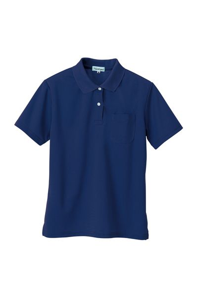 【全5色】レディース半袖ポロシャツ