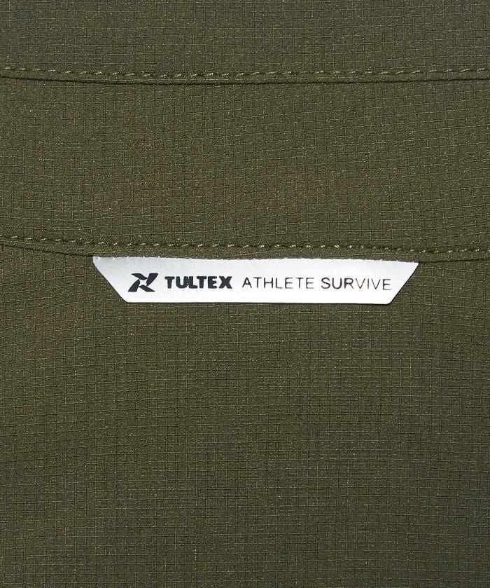 【予約商品】TULTEX 4WAYストレッチブルゾン(通年/撥水/メンズ)