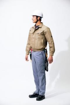 【空調服】長袖ブルゾン(男女兼用)単品