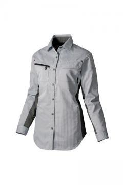 作業服・作業着用ユニフォームの通販の【作業着デポ】レディース長袖シャツ