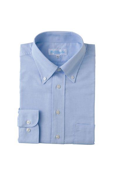 長袖カッターシャツ