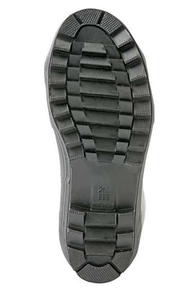 【2色】安全ゴム長靴(銅製先芯入り/吸汗性ドライ裏地仕様)
