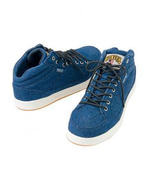 作業服の通販の【作業着デポ】【TULTEXタルテックス】セーフティシューズ(撥水・ミドルカット) 安全靴