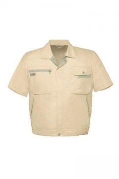 作業服の通販の【作業着デポ】半袖ブルゾン