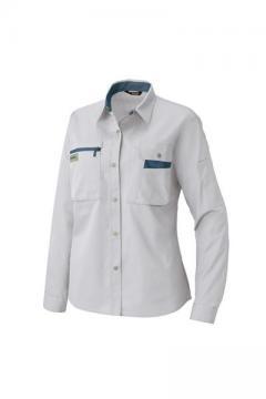 作業服の通販の【作業着デポ】レディース長袖シャツ
