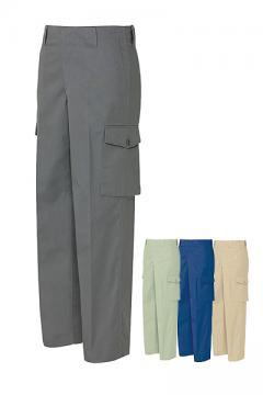 作業服の通販の【作業着デポ】カーゴパンツ(ノータック)