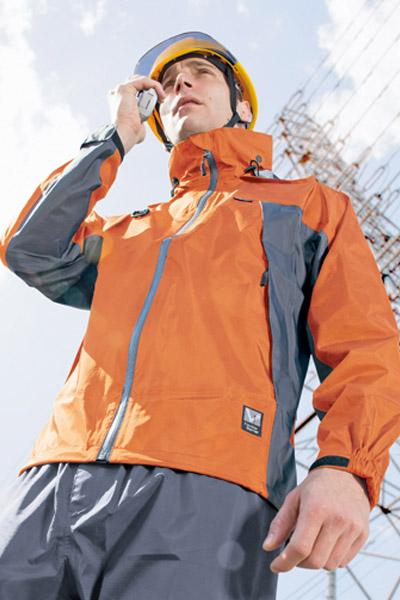 【全4色】全天候型ジャケット(防水・透湿・低結露)