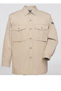 作業服・作業着用ユニフォームの通販の【作業着デポ】長袖シャツ
