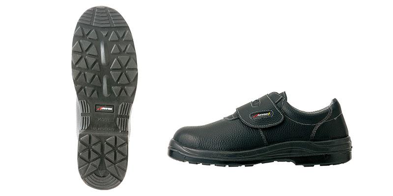 セーフティシューズ(制電・耐油・男女兼用) 安全靴