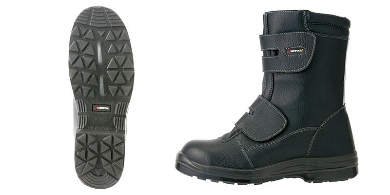 セーフティシューズ(制電・耐油・反射) 安全靴