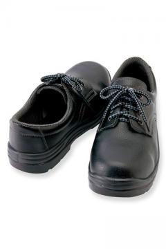 ユニフォームや制服・事務服・作業服・白衣通販の【ユニデポ】セーフティシューズ(ウレタン短靴ヒモ)