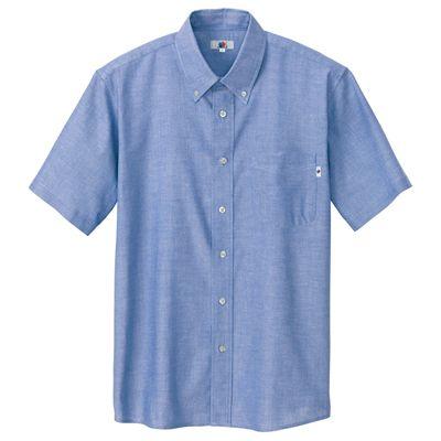 半袖オックスシャツ
