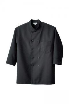 コックシャツ(七分袖・男女兼用)