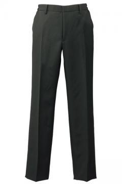 ユニフォームや制服・事務服・作業服・白衣通販の【ユニデポ】メンズシャーリングパンツ(ノータック)