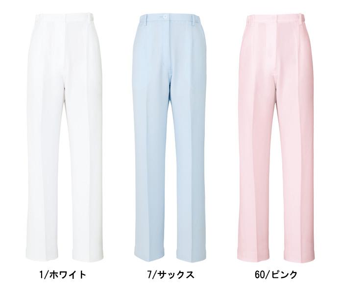 【全3色】ストレートパンツ(レディース)