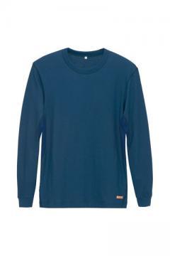 長袖Tシャツ(防炎・制菌)