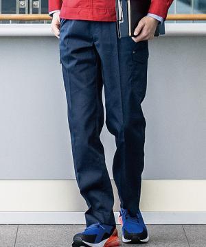 作業服の通販の【作業着デポ】【ジーベック】ワンタックピタリティラットズボン(メンズ)