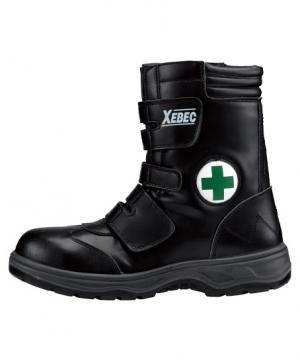 【XEBECジーベック】セーフティシューズ(マジックテープ・ファスナー) 安全靴