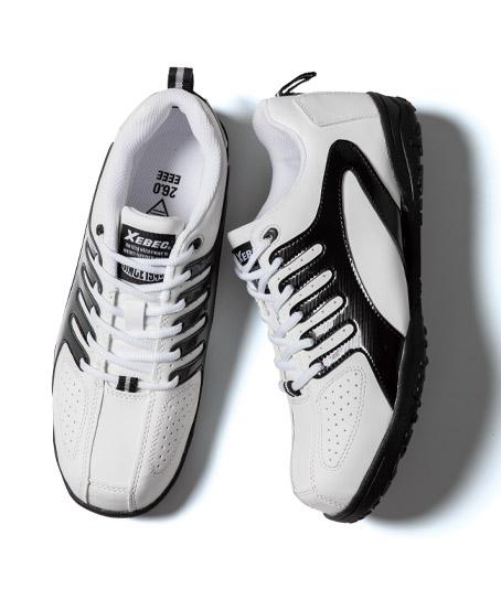 【WEB限定特価】ジーベック セーフティシューズ(男女兼用・軽量・抗菌防臭) 安全靴