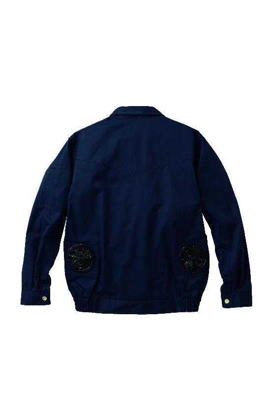 【Jawin】空調服長袖ブルゾン単品